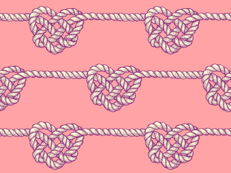 Rope pattern 03